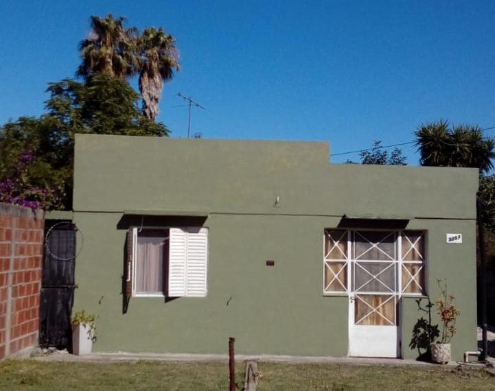 Casa fachada frente