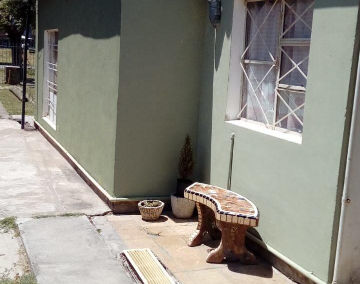 Casa fachada pintada